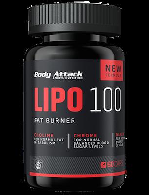 LIPO 100 Fatburner